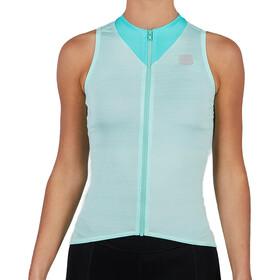 Sportful Kelly Sleeveless Jersey Women, acqua green